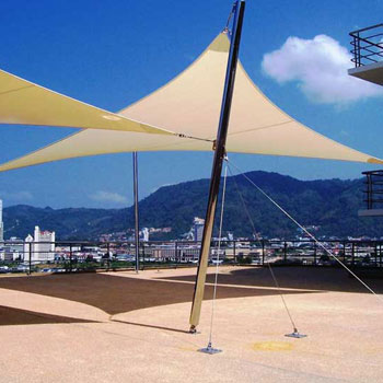 Cantilevers Tensile Structures Manufacturer