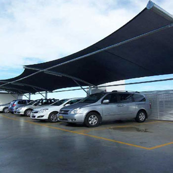 Tensile Car Parking Manufacturer